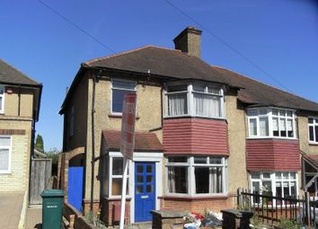 Thumbnail 3 bed semi-detached house for sale in Abbotts Road, New Barnet, Barnet