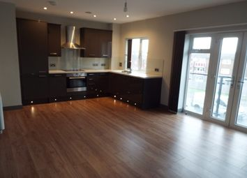 Thumbnail 2 bed flat to rent in High Street, Northfleet, Gravesend
