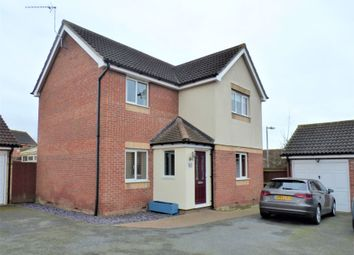 Thumbnail 3 bed detached house for sale in Grenadier Road, Haverhill