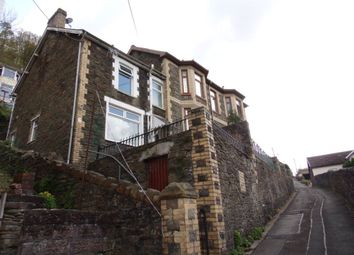 Thumbnail 2 bed property to rent in Rhyswg Road, Abercarn, Newport