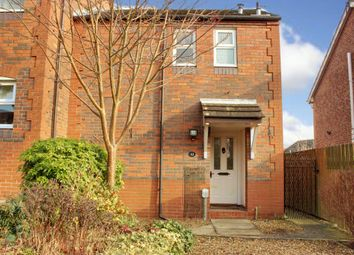 Thumbnail 2 bedroom end terrace house to rent in Wingfield Way, Beverley