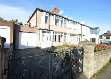 Thumbnail 3 bed semi-detached house for sale in Netherton Road, Mossley Hill, Liverpool