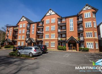 Thumbnail 2 bed flat to rent in Meadow Court, Meadow Road, Harborne.