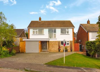 Thumbnail 4 bed detached house for sale in Heatherbank, Haywards Heath