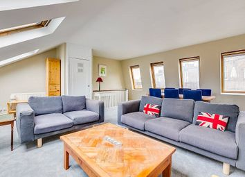 Thumbnail 3 bed flat to rent in Varna Road, London