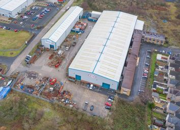 Thumbnail Industrial to let in Baldwins Crescent, Crymlyn Burrows, Swansea