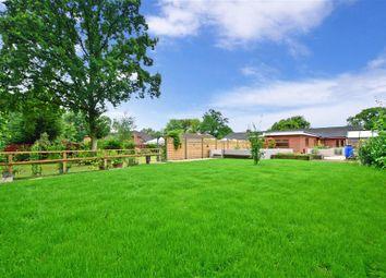 Thumbnail 3 bed semi-detached bungalow for sale in Hornash Lane, Shadoxhurst, Ashford, Kent