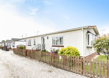 Thumbnail 2 bedroom detached bungalow for sale in Lodden Court Farm Park Homes, Spencers Wood, Reading