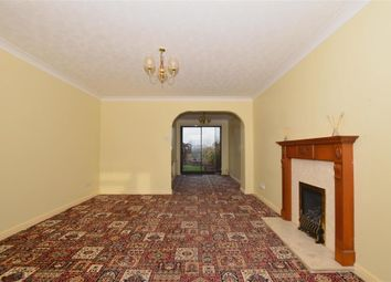 Thumbnail 3 bed detached house for sale in Appleford Drive, Minster On Sea, Sheerness, Kent