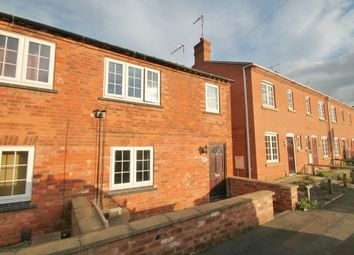 Thumbnail 2 bed cottage to rent in Station Road, Castle Donington, Derby