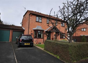Thumbnail 2 bed semi-detached house for sale in Springfield Glade, Malvern