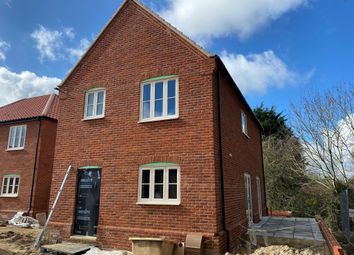 Thumbnail 3 bedroom detached house for sale in Holt Road, Edgefield, Melton Constable