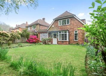 Thumbnail 3 bed detached house for sale in High Lane, Haslemere, Surrey
