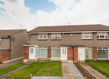 Thumbnail 2 bed terraced house for sale in 38 Baberton Mains Gardens, Baberton