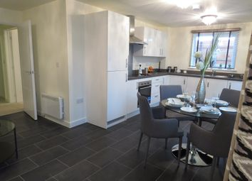 Thumbnail 1 bed flat for sale in The Apartments At Weavers Meadow, Great Cornard, Sudbury