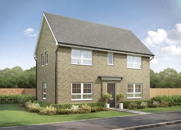 "Thumbnail 3 bedroom semi-detached house for sale in ""Ennerdale"" at Stretton Road, Stretton, Warrington"