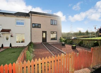 Thumbnail 2 bedroom end terrace house for sale in Forres Street, Motherwell