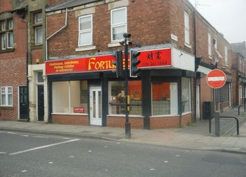 Thumbnail Commercial property for sale in Fortune's Chinese Takeaway, 118 High Street West, Wallsend