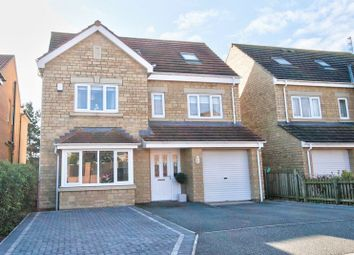 Thumbnail 5 bed detached house for sale in Heather Lea, Blyth