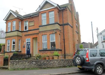 Thumbnail 4 bed semi-detached house for sale in Cargate Hill, Aldershot