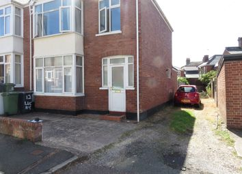 Thumbnail 4 bed terraced house to rent in Lucas Avenue, Exeter