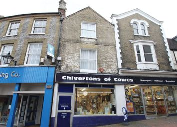Thumbnail 3 bedroom maisonette to rent in Shooters Hill, Cowes
