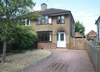 Thumbnail 3 bed semi-detached house for sale in Newton Road, Bletchley, Milton Keynes