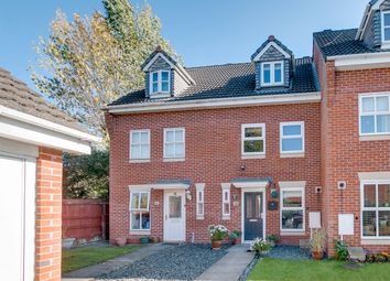 Thumbnail 3 bed town house for sale in Connaught Road, The Oakalls, Bromsgrove