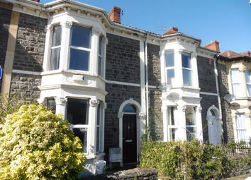 Thumbnail 4 bed terraced house for sale in South Road, Kingswood, Bristol