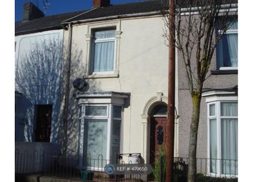 Thumbnail 5 bed terraced house to rent in St Helens Avenue, Swansea