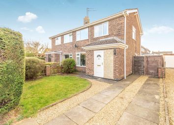 Thumbnail 3 bedroom semi-detached house to rent in Exton Close, Stamford