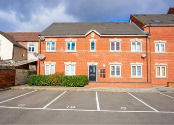 Thumbnail 2 bed flat for sale in Hawthorn Road, Kettering