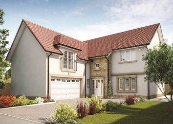 "Thumbnail 5 bed detached house for sale in ""The Melville"" at Wilkieston Road, Ratho, Newbridge"