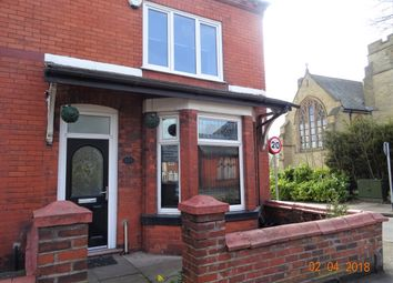 Thumbnail 3 bed end terrace house to rent in Tyldesley Road, Atherton, Manchester