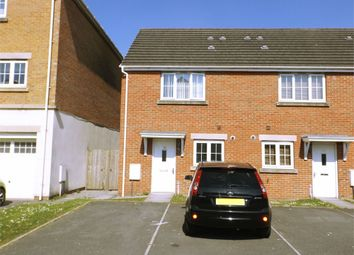 Thumbnail 2 bed end terrace house for sale in The Mews, Aberavon, Port Talbot, West Glamorgan