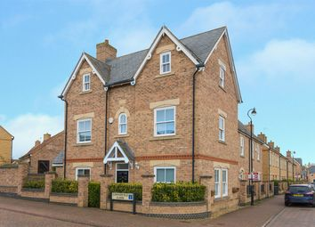 Thumbnail 4 bed end terrace house for sale in Copperfield Close, Fairfield, Stotfold, Bedfordshire