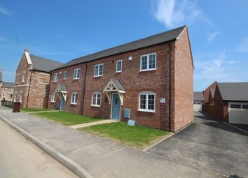 Thumbnail 3 bed semi-detached house for sale in Heritage Park Burton Street, Tutbury, Burton-On-Trent