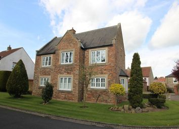 Thumbnail 4 bed detached house for sale in Wells Green, Barton, Richmond