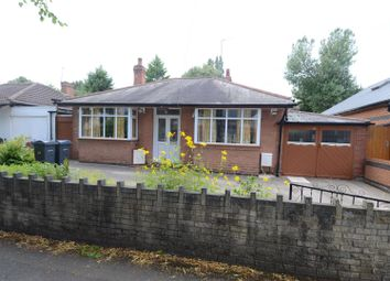 Thumbnail 3 bed detached bungalow for sale in Treaford Lane, Ward End, Birmingham