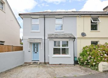 Thumbnail 3 bed end terrace house for sale in Meadow Road, Southborough, Tunbridge Wells