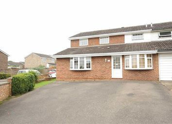 Thumbnail 4 bed semi-detached house to rent in Westminster Road, Wellingborough