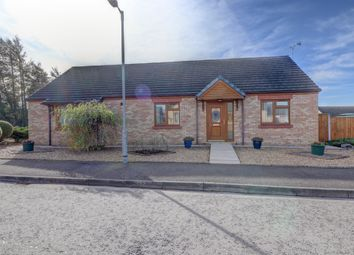 Thumbnail 3 bed detached bungalow for sale in The Hawthorns, Gretna