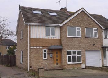 Thumbnail 5 bed semi-detached house for sale in Brampton Grove, Harrow, Middlesex