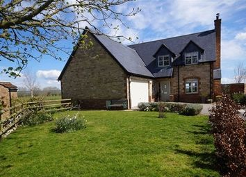 Thumbnail 4 bed detached house for sale in Meare, Glastonbury