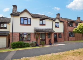 Thumbnail 7 bed detached house for sale in Beech Park, Crediton, Devon