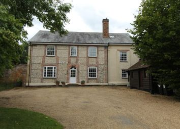 Thumbnail 6 bed detached house to rent in Wick Road, Wigginton, Tring