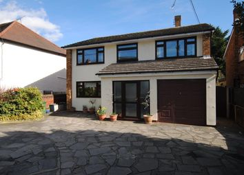 Thumbnail 4 bed property for sale in Rectory Road, Hadleigh, Benfleet