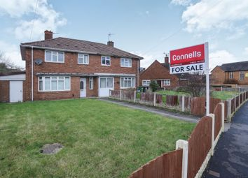 Thumbnail 3 bed semi-detached house for sale in Brooklands Parade, East Park, Wolverhampton