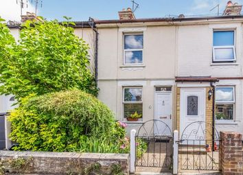 3 bed terraced house for sale in Terminus Road, Maidstone, Kent ME16