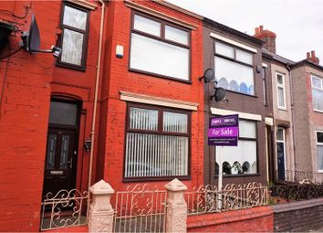 Thumbnail 3 bed terraced house for sale in Broad Green Road, Liverpool